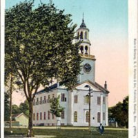 Old South Church, Reading, Mass.
